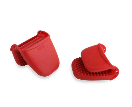 Dexas® Ribbed Mitts (Set of 2)- Limited to 1 per customer