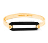 Mother Skinny Elastic Bangle 14K Gold or .925 Silver Plated