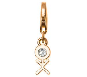 Boy Charm (18K Gold Plated)