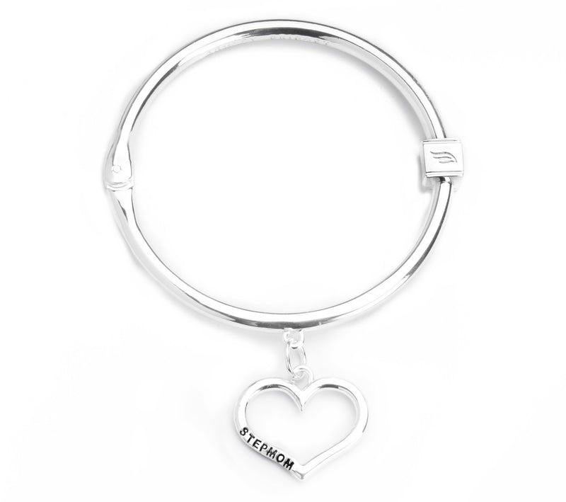 Stepmom's Love - .925 Sterling Silver Plated