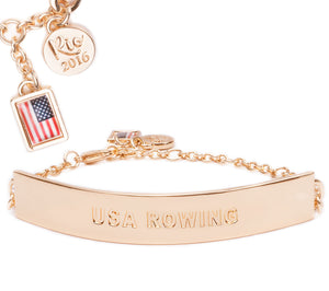 USA Rowing Bracelet
