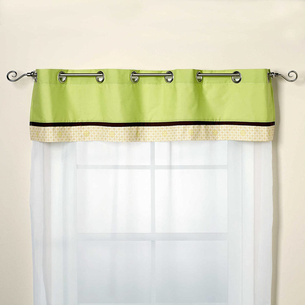 Arbor Friends Window Valance