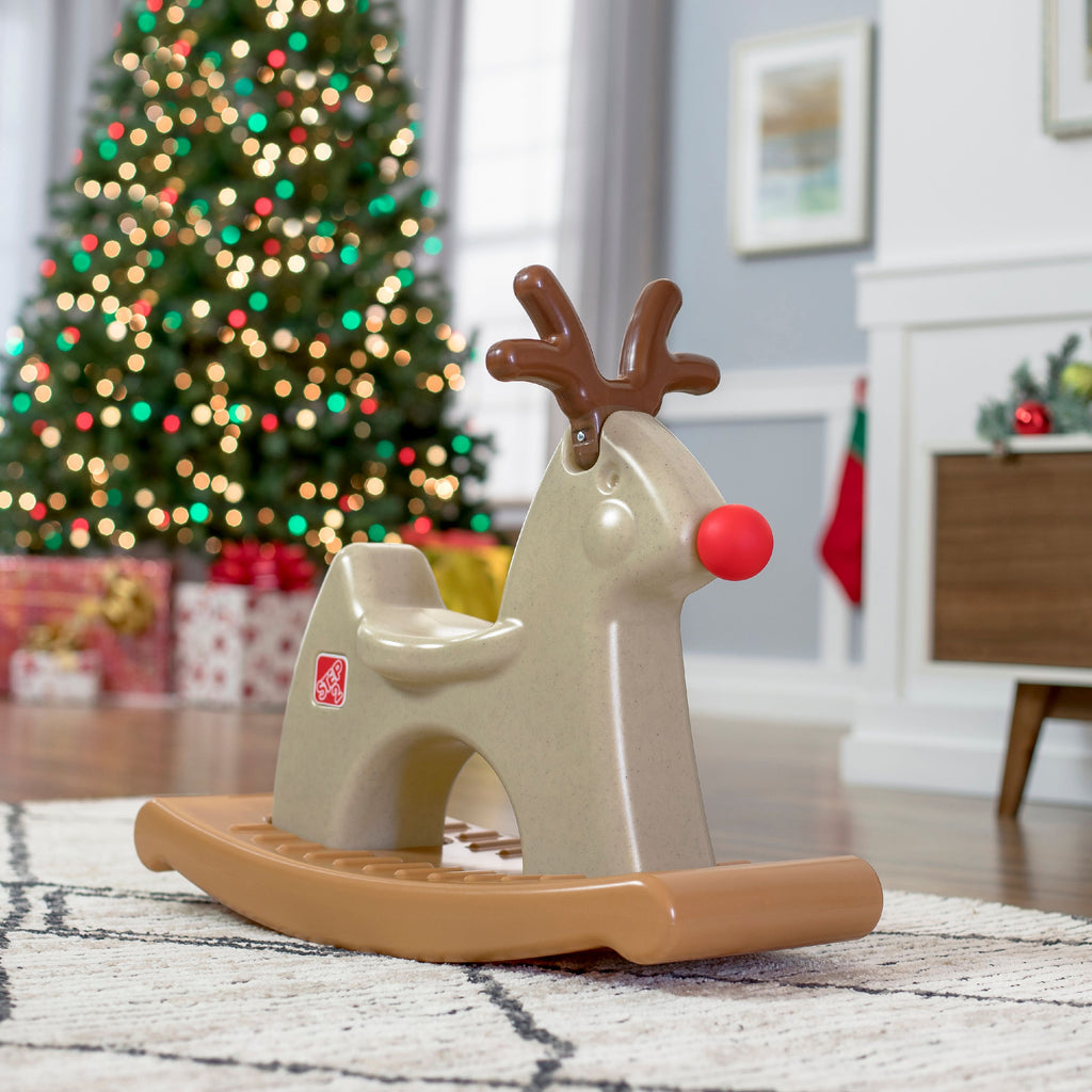 Rudolph the Rocking Reindeer- Limited to 1 per customer