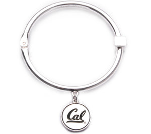 California Golden Bears Hinge Bangle Bracelet