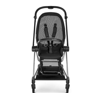 Cybex 2017 / 2018 Mios Stroller - Chrome/Stardust Black- Limited to 1 per customer