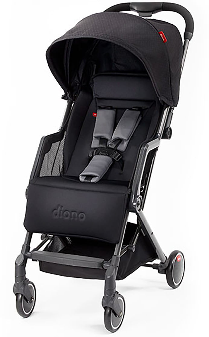 Diono Traverze Gold Edition Compact Stroller - Black Cube- Limited to 1 per customer