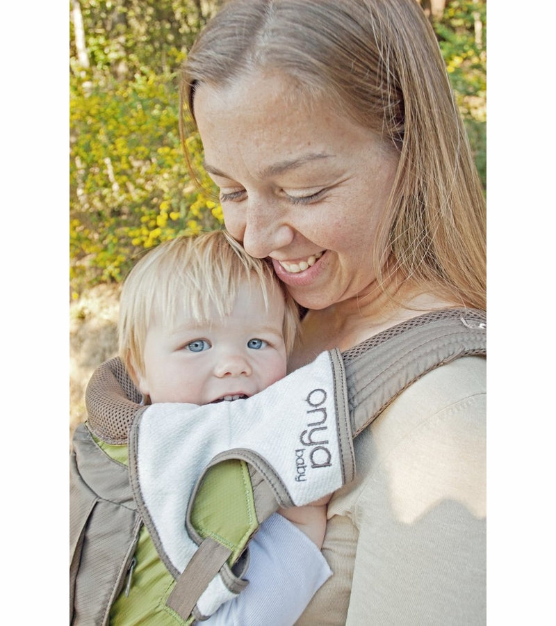 Onya Baby Chewie Teething Pad - Slate Grey- Limited to 1 per customer