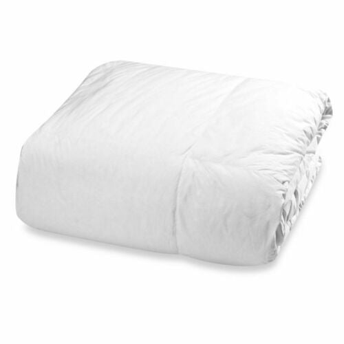Claritin® Ultimate Allergen Barrier ClearLoft™ Goose Down Queen Comforter in White