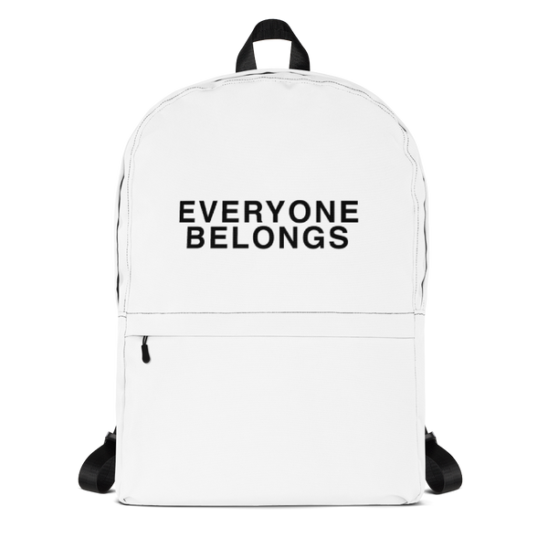 'Everyone Belongs' Backpack