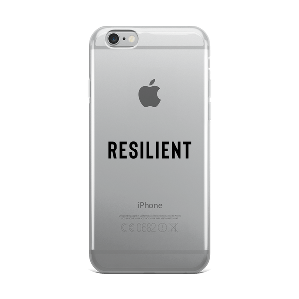 'Resilient' iPhone Case