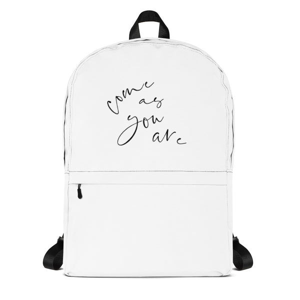 Come As You Are Backpack
