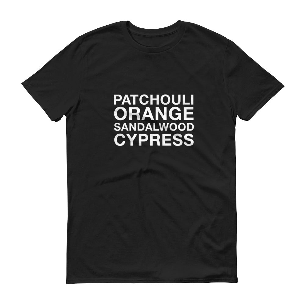 Patchouli Short-Sleeve T-Shirt