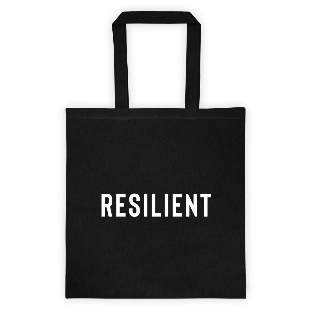 'Resilient' Tote Bag