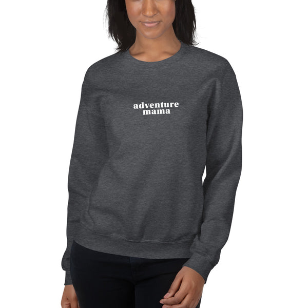 'Adventure Mama' Unisex Sweatshirt