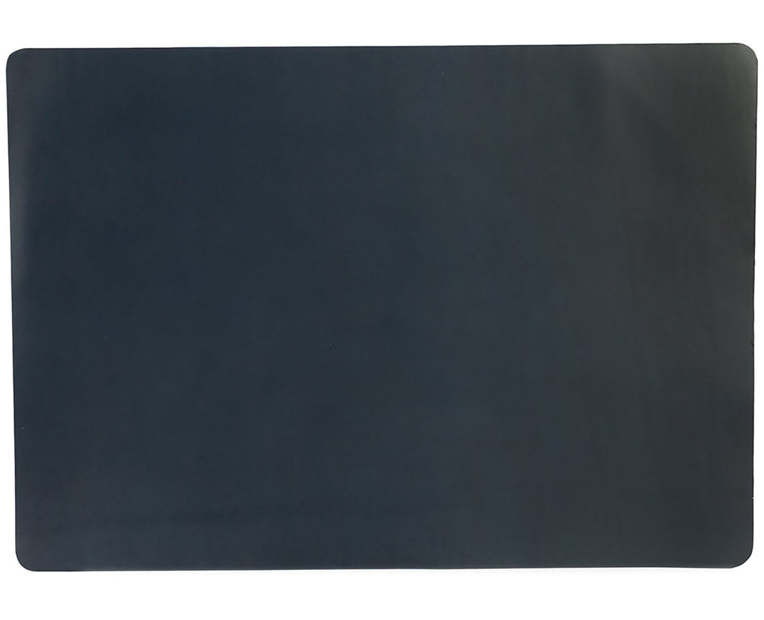 Isaac Reina Leather Mouse Pad A2 Navy