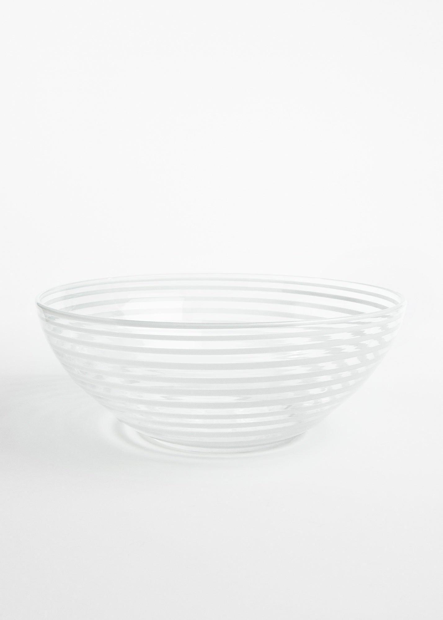 Large  A Nastro Salad Bowl