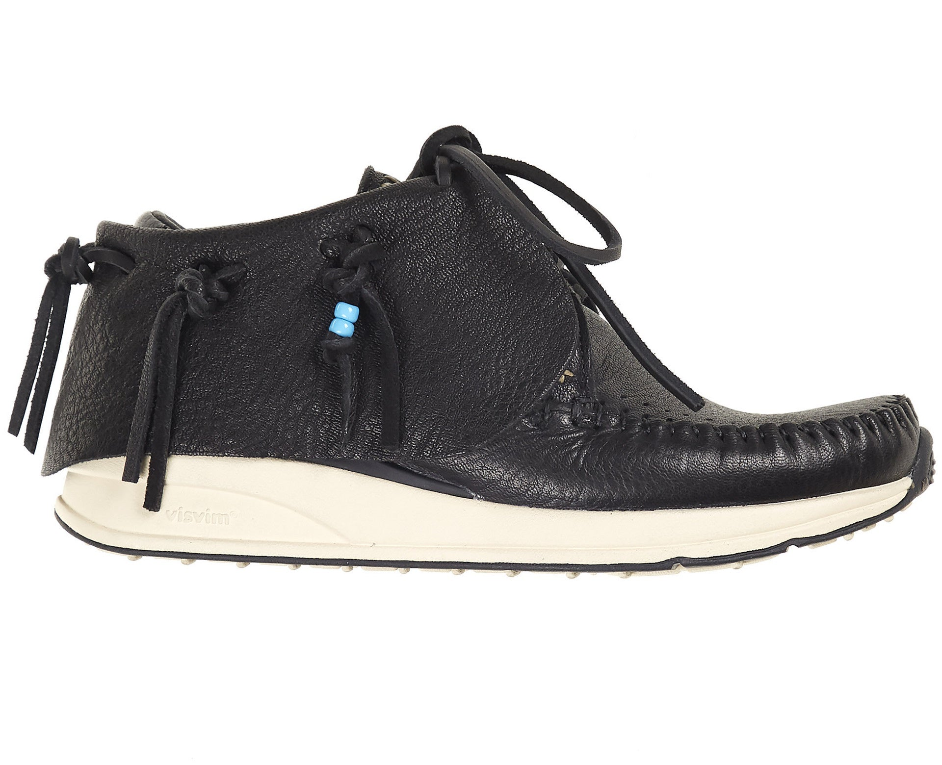 Visvim Women's FBT Red Deer Black
