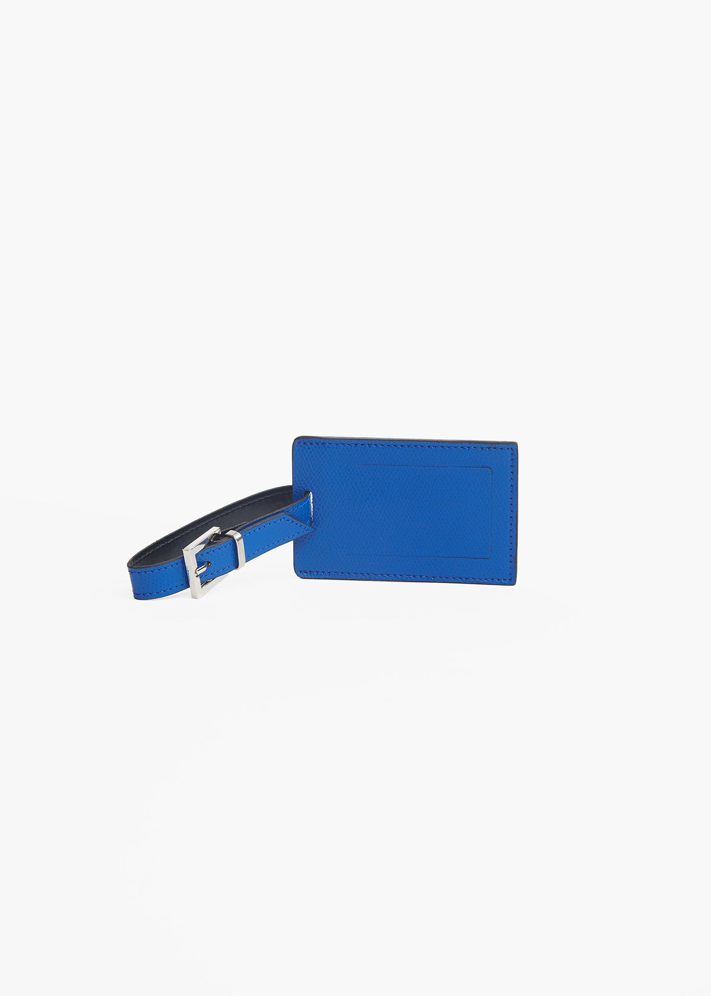 Luggage Tag Electric Blue