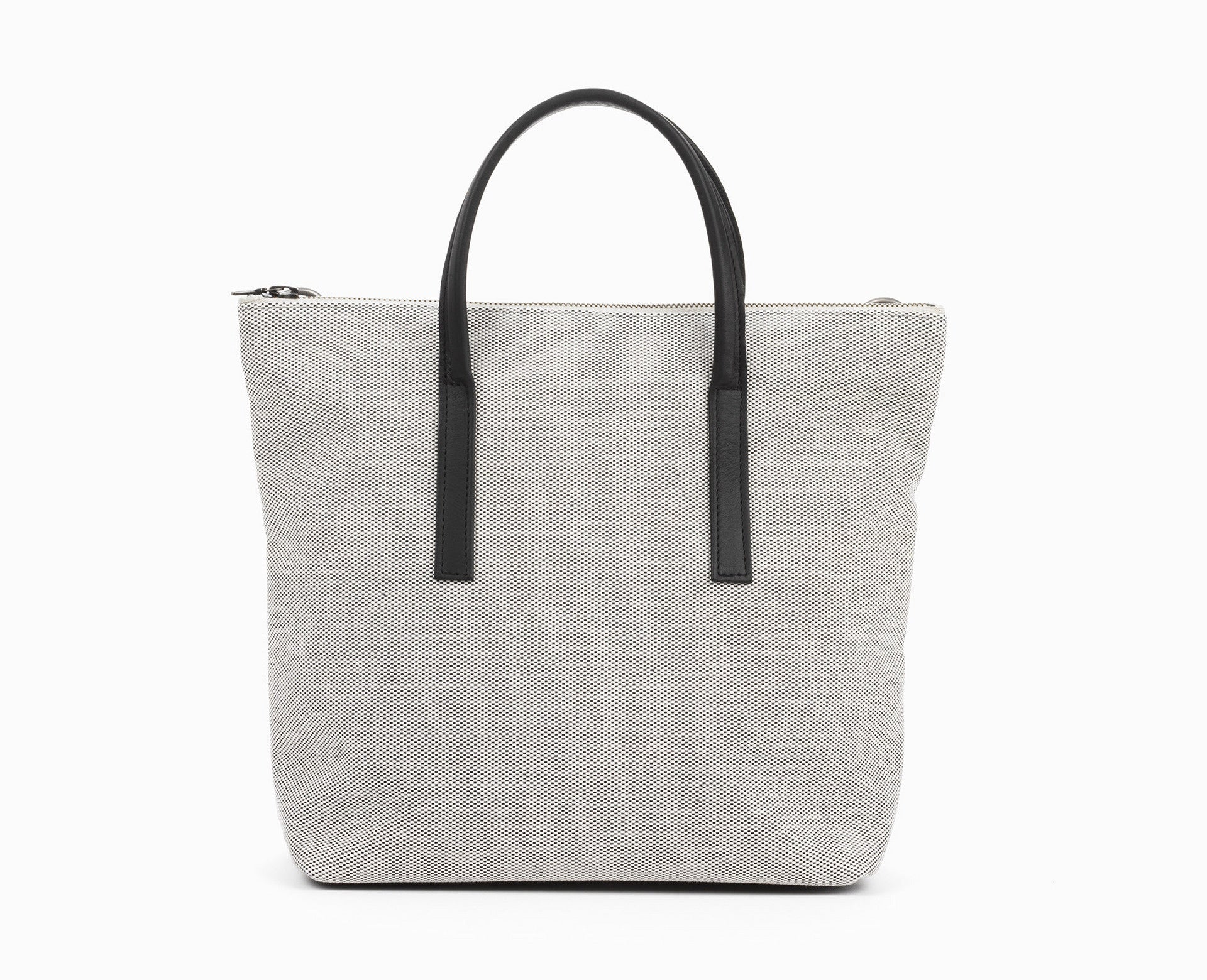 Small Squared Handles Tote