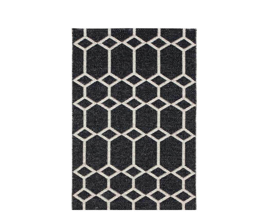 Brita Sweden Ingrid Door Mat Black