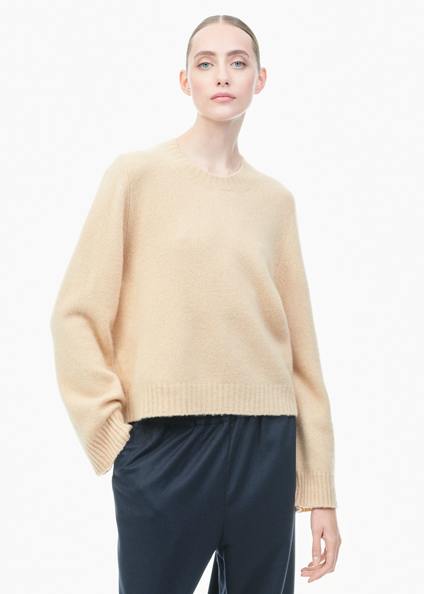 Cashmere Sweater Cream
