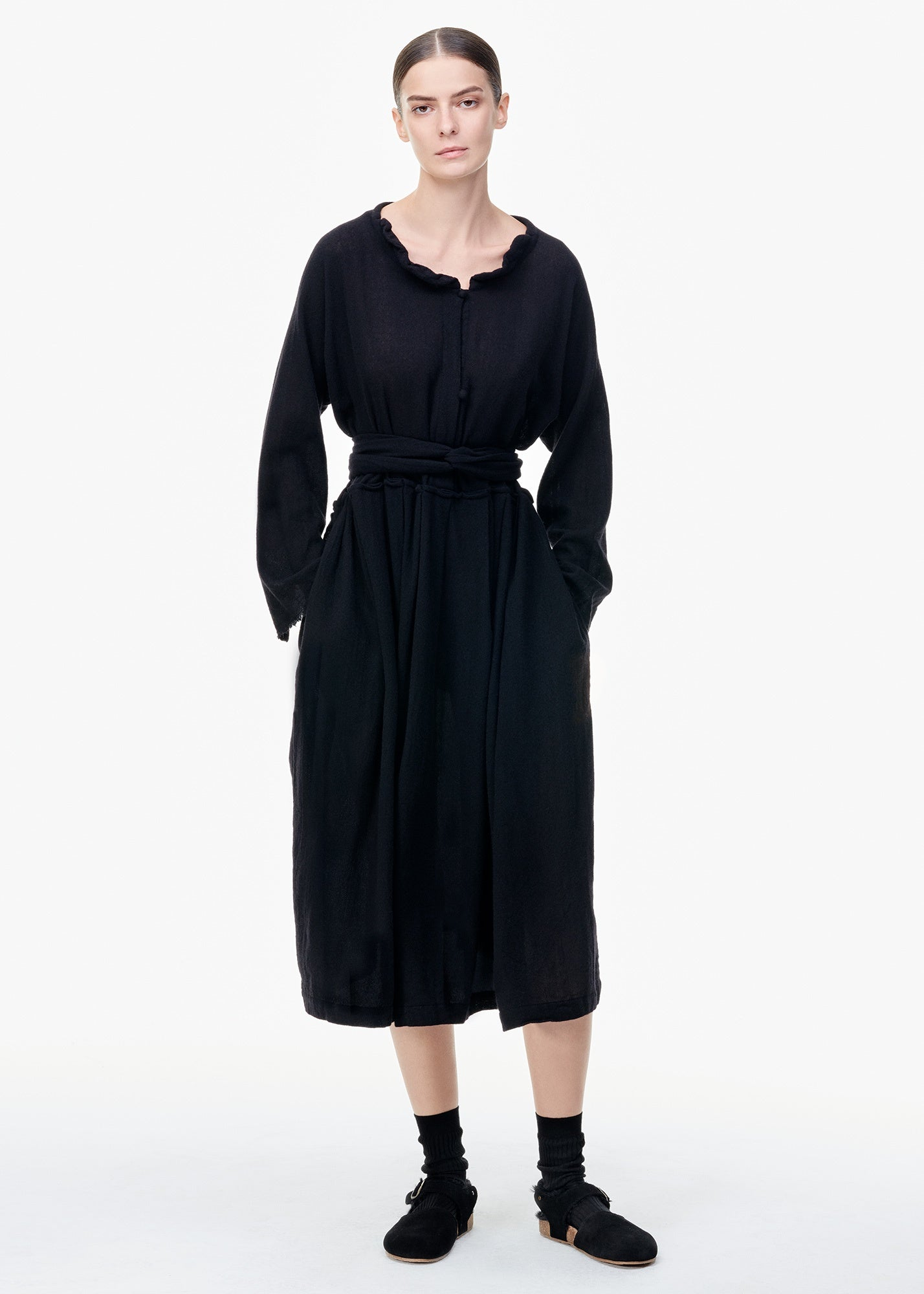 Shirtdress Black