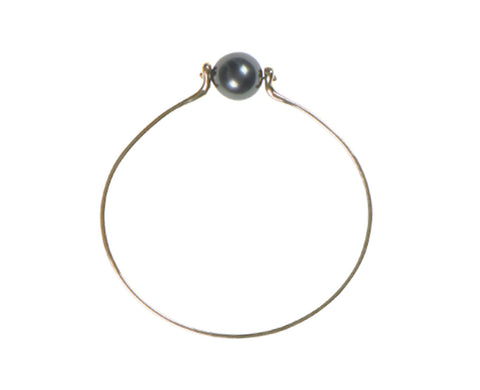 Etruscan Pearl Bangle