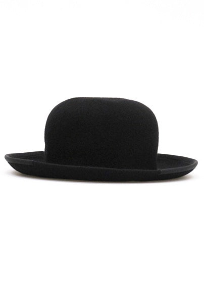Walk Time Felt Hat Black