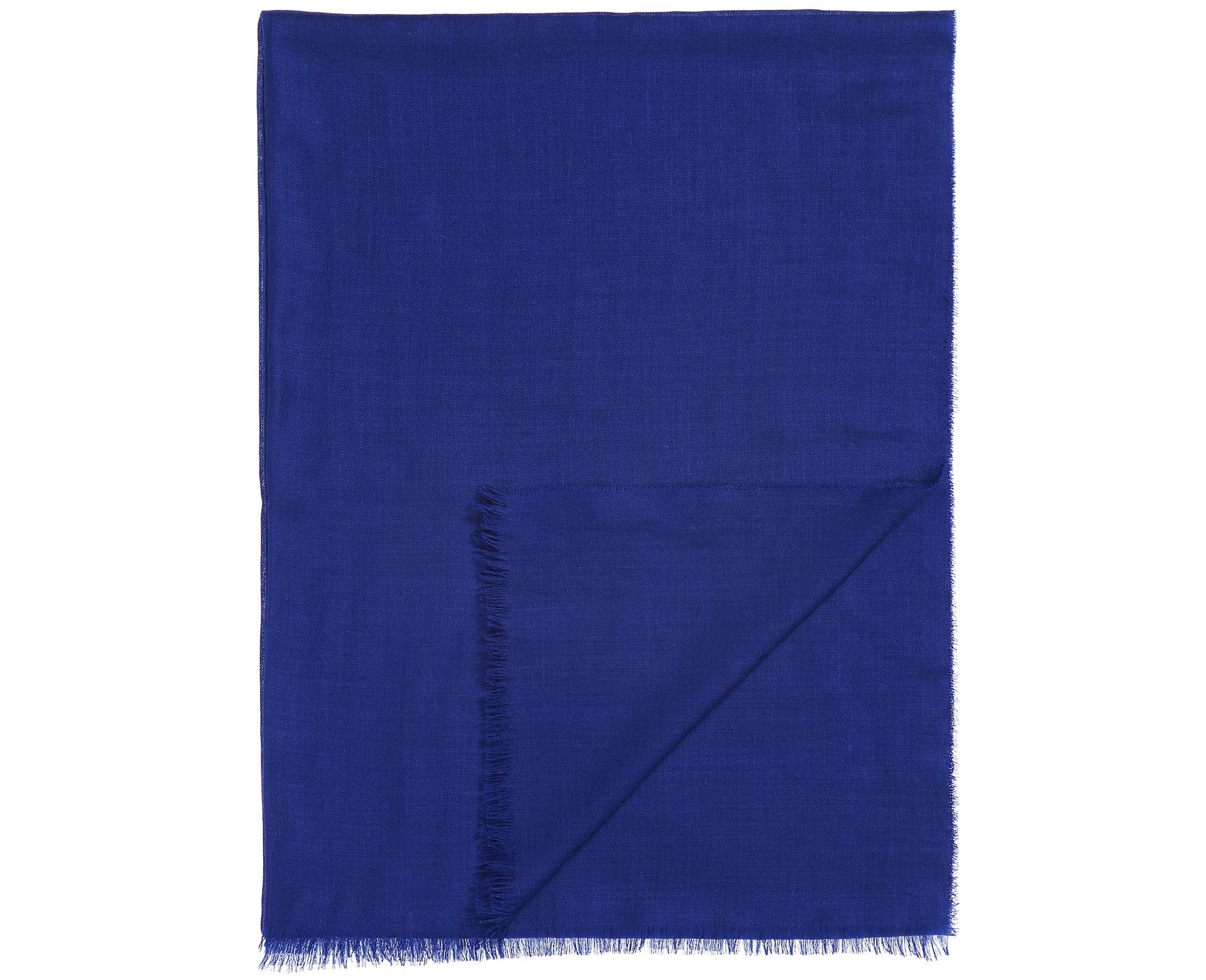 Wispy Cashmere Scarf French Blue