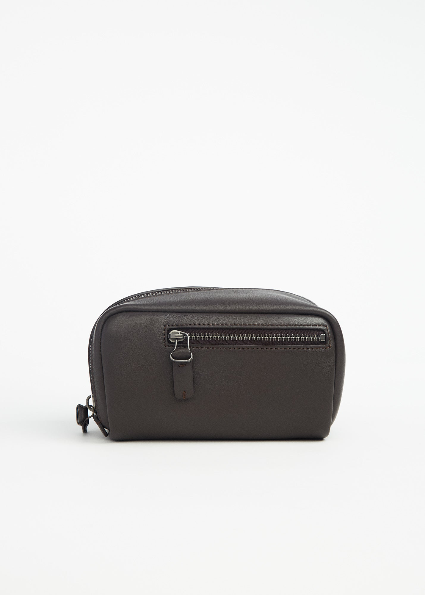 17 Travel Case Dark Brown