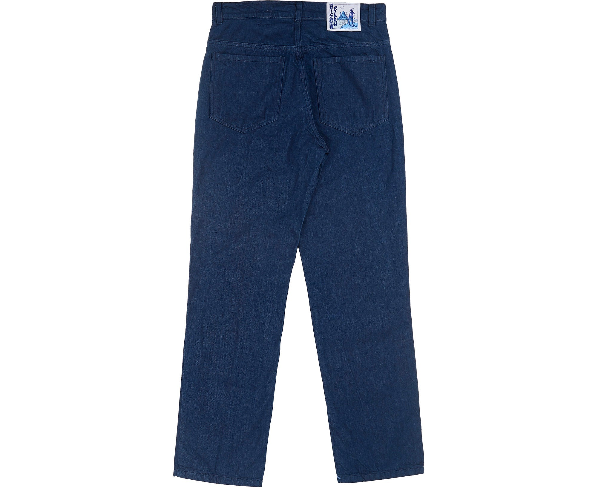 Eddie Pants Natural Woad