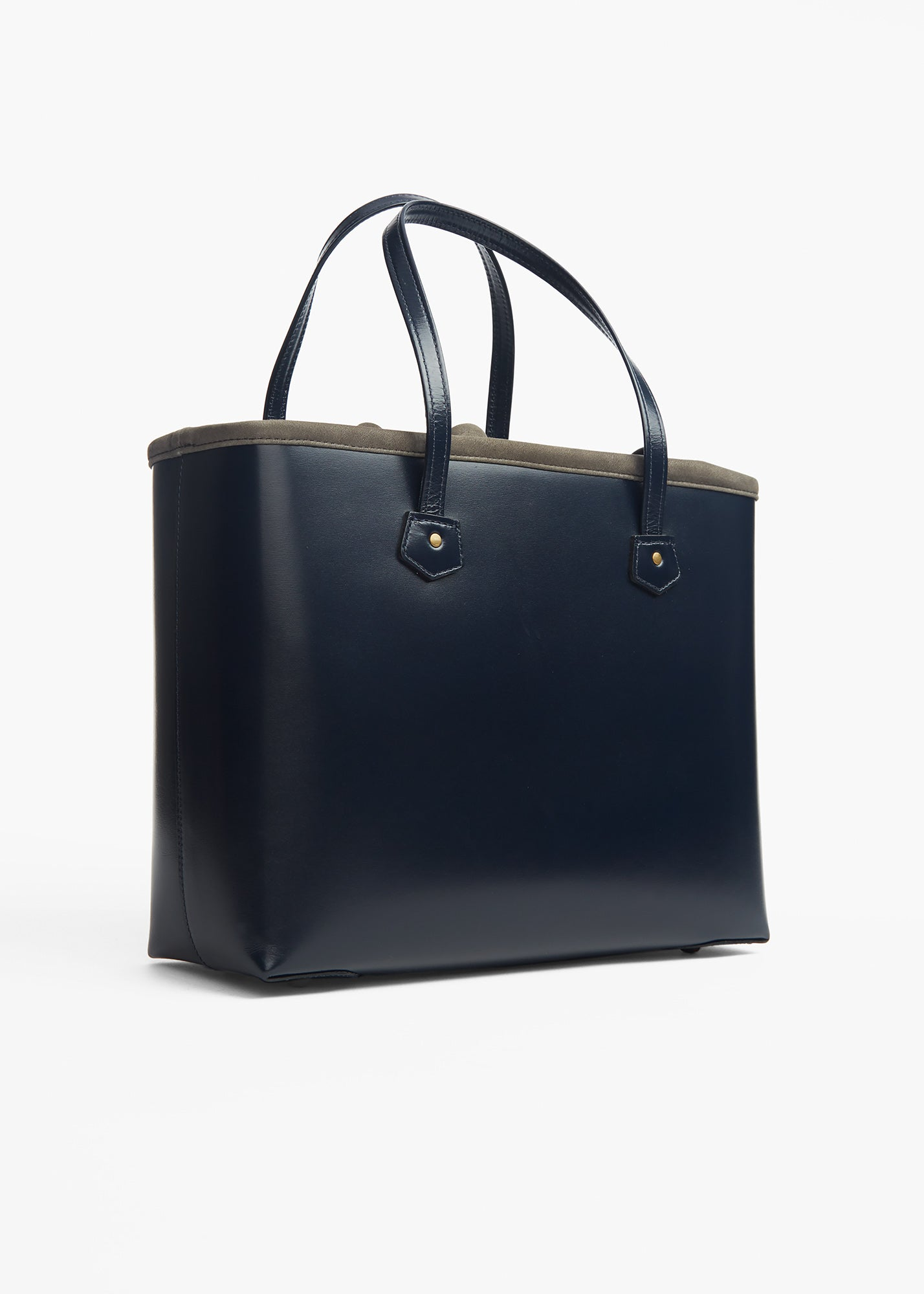 Box Bag Dark Navy