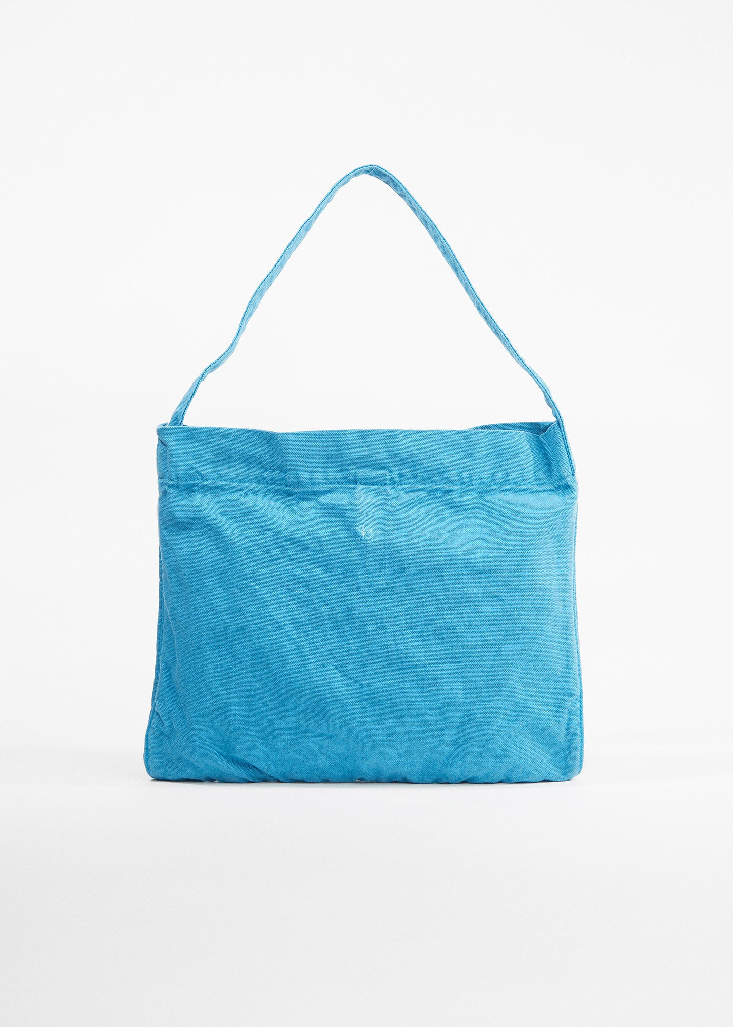 Small Original Tote Long Logwood Blue