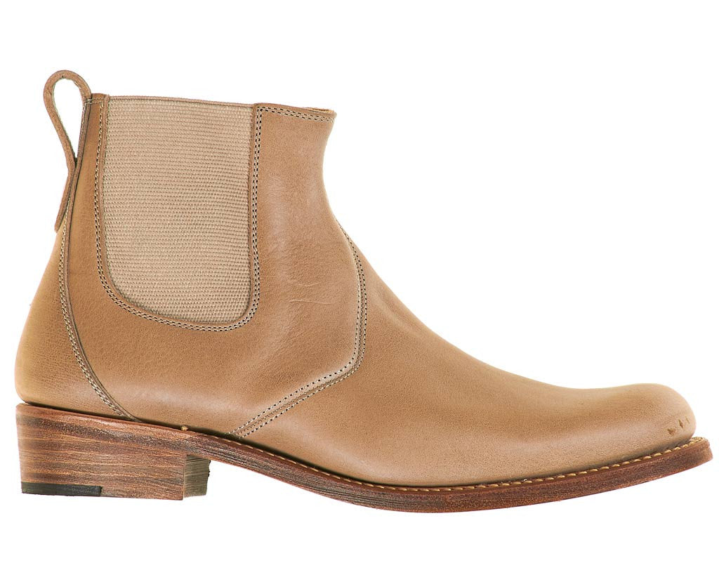 Chelsea Boots Tan