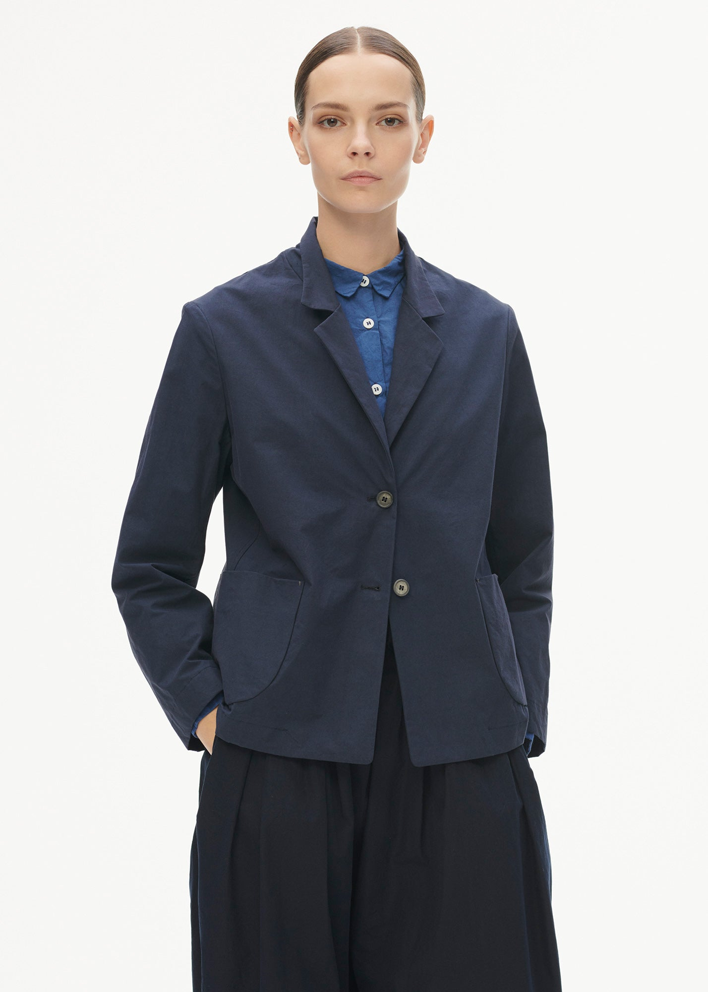 Walking Jacket Blue