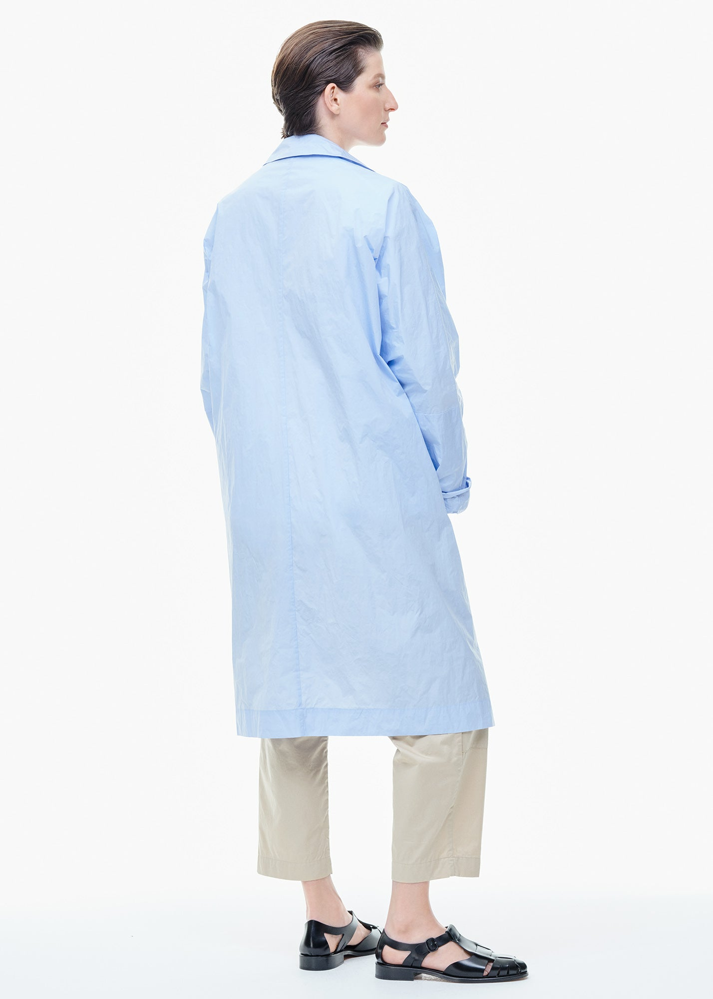 2 Pieces Coat Sky Blue