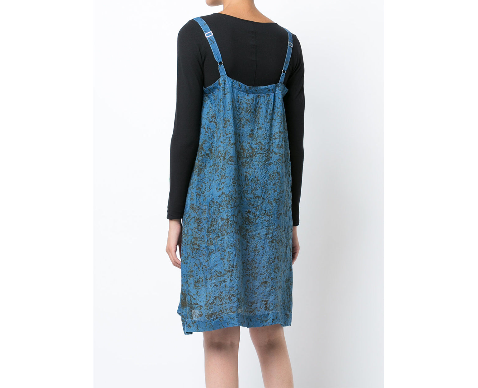 Tank Dress Iron Indigo