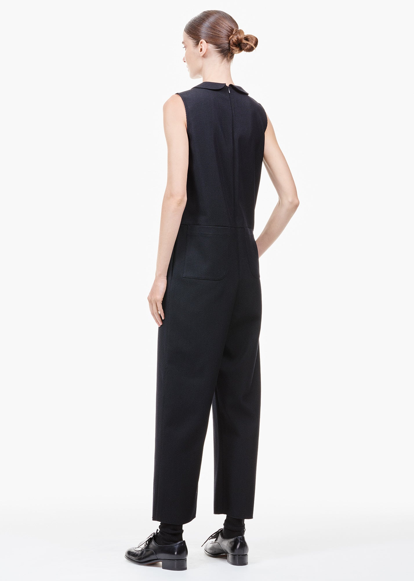 Twill Overall Black