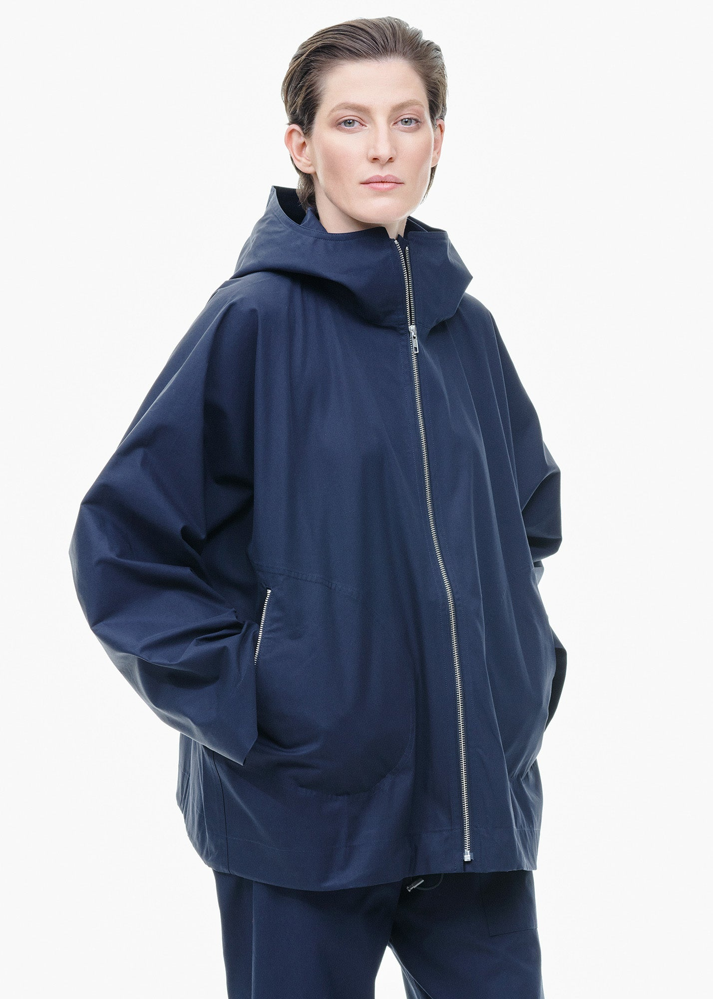 Cyril Hooded Jacket
