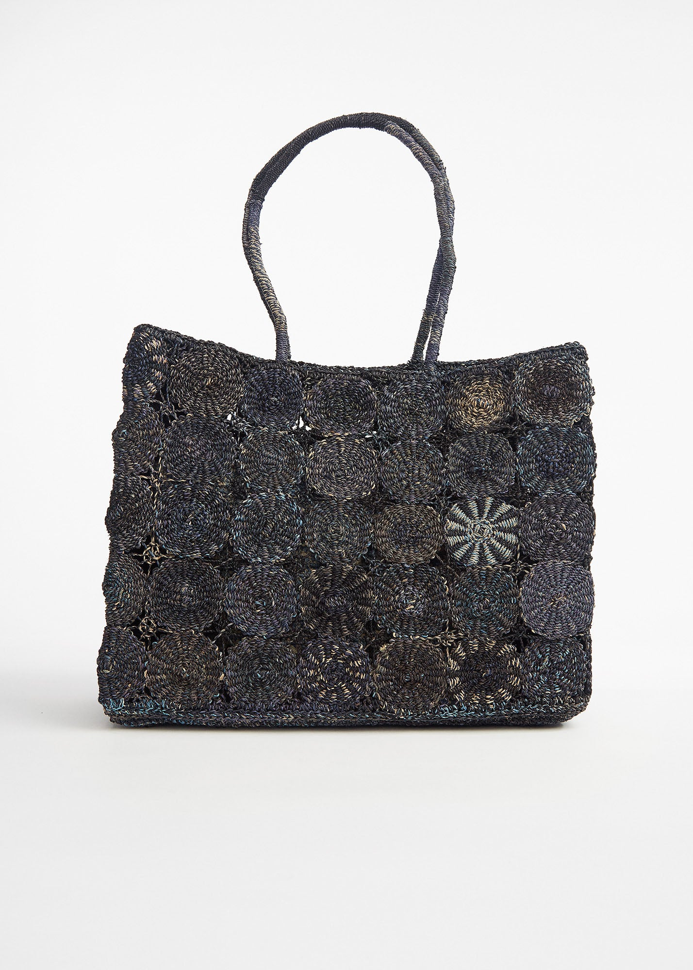 Crochet Raphia Bag Glyde
