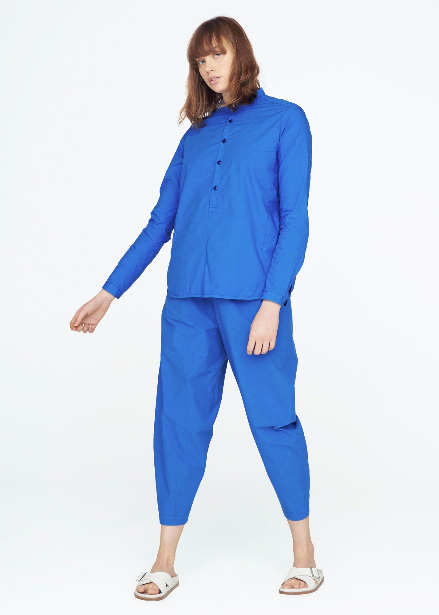 The Acrobat Trouser Cobalt