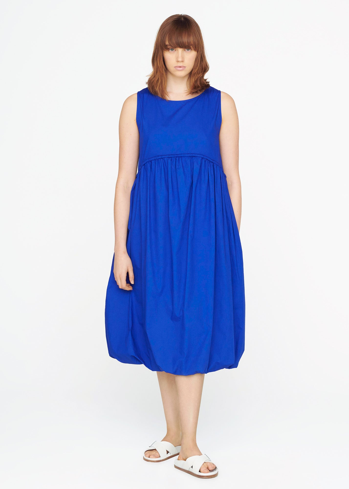 The Bellringer Dress Cobalt