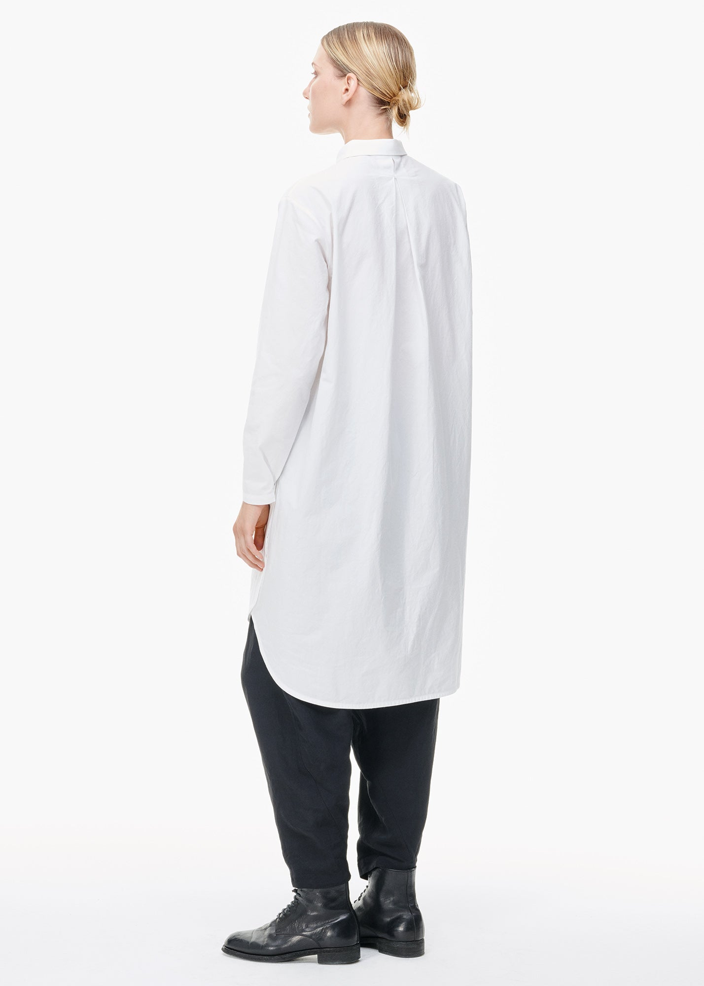 The Baker Tunic Chalk
