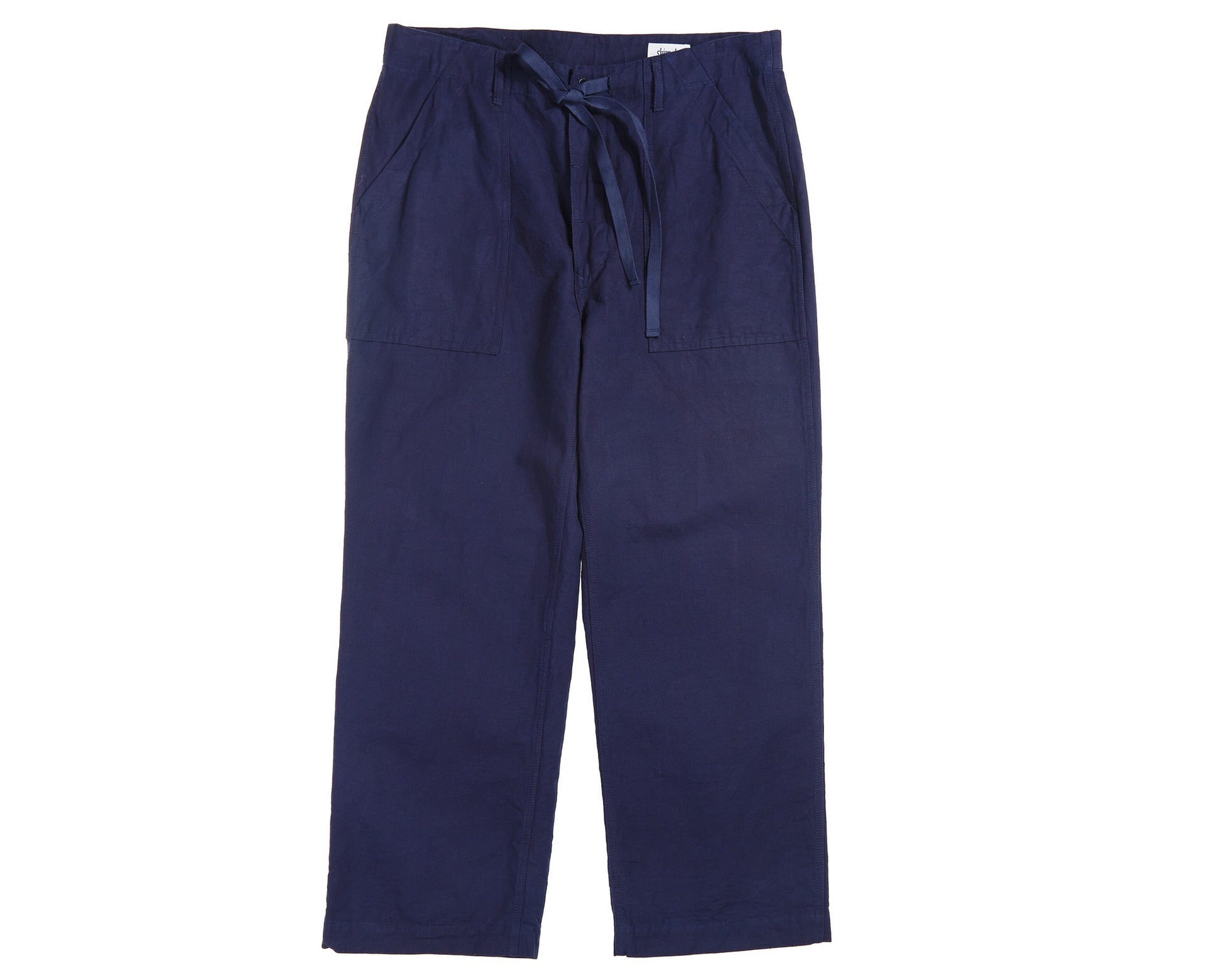 Chimala Indigo Railroad Drawstring Pants