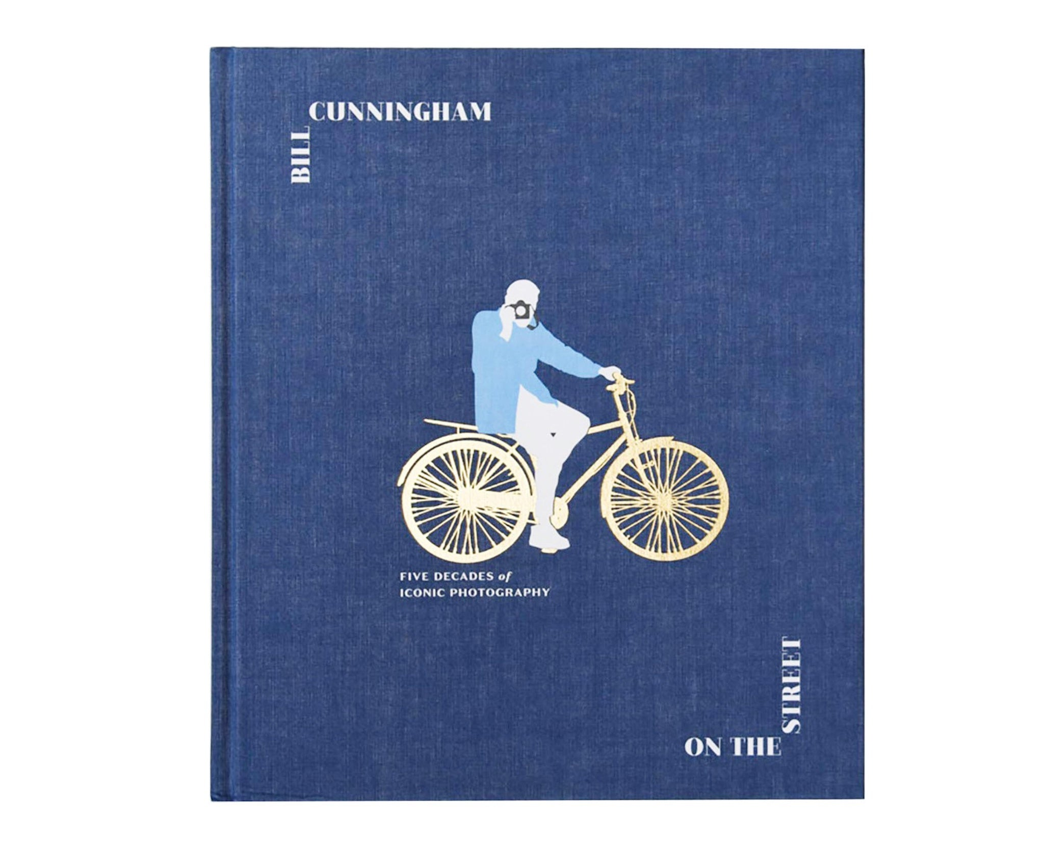 Books Bill Cunningham: On the Street - Five Decades of Iconic Photography
