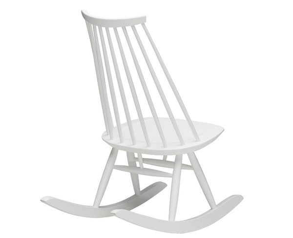 Mademoiselle Rocking Chair White