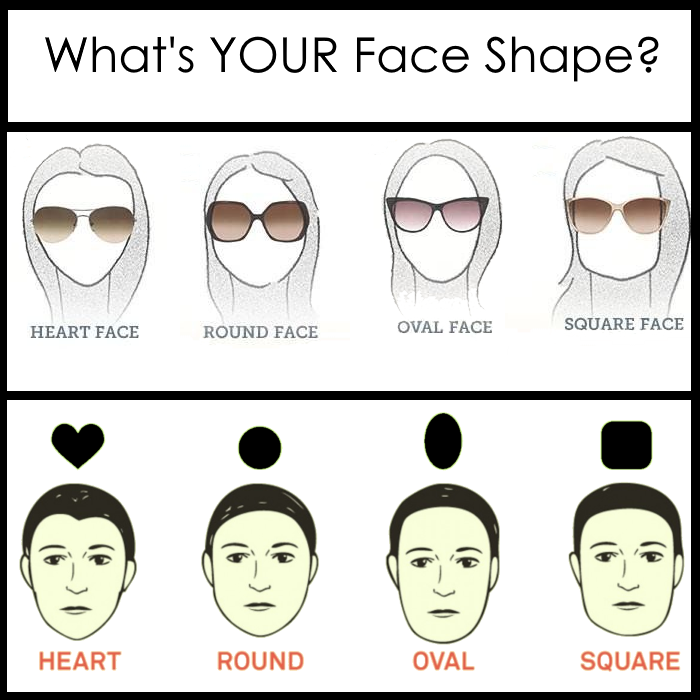Help Style Right Shapes Face The — To You 4 Choose Sunglass X K13FJcul5T