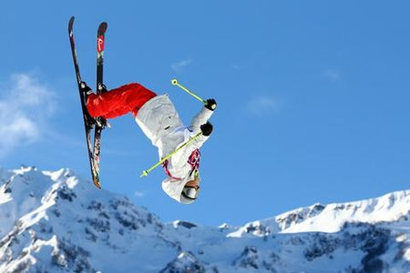 Freestyle Skiing in Pyeongchang