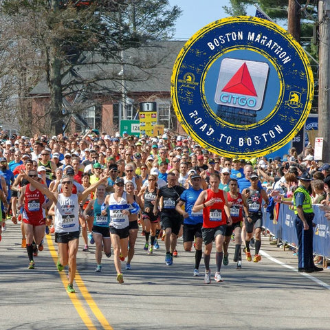 Boston Marathon on X-Wear