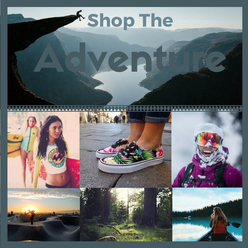 Shop the Adventure on X-Wear.com
